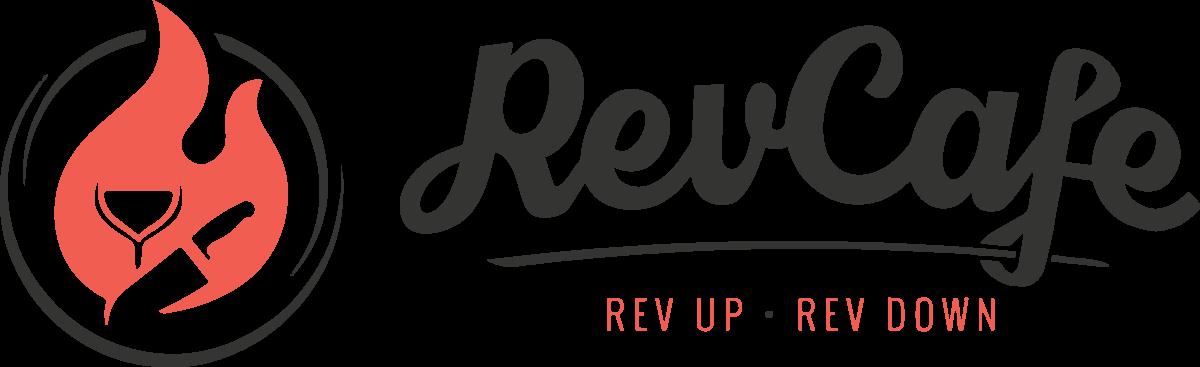 Rev Cafe Logo
