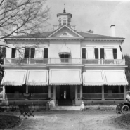 Historic picture of Goodwood Museum