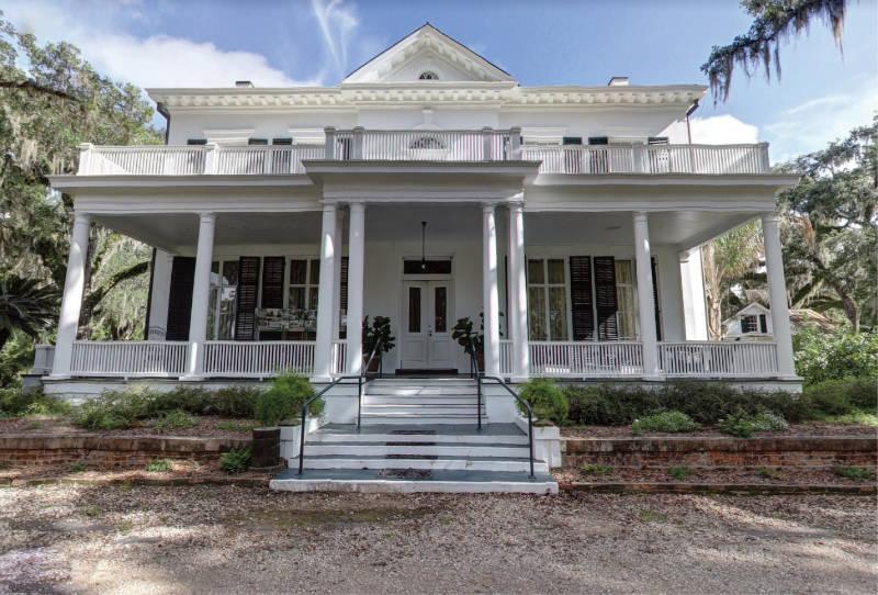 Goodwood Main House